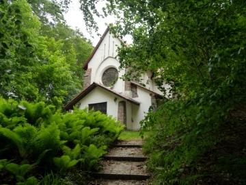 Kirche in Sellin (c) Carola Peters